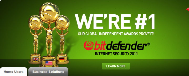 Overview of BitDefender Total Security 2011