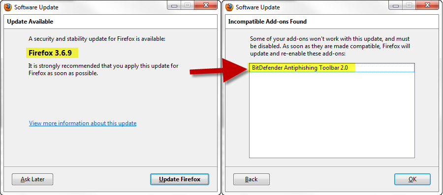 BitDefender AntiPhishing Toolbar