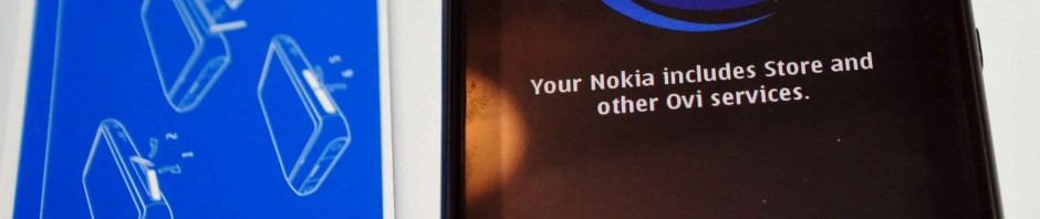 I chose the Nokia N8